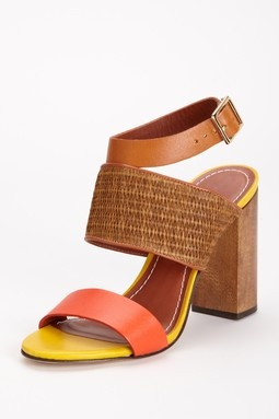 Clair Chunky Heel Sandal: Colour, James D'Arcy, James Clair, Shoes Named, La Shoes, Elizabeth And James, Chunky Heels