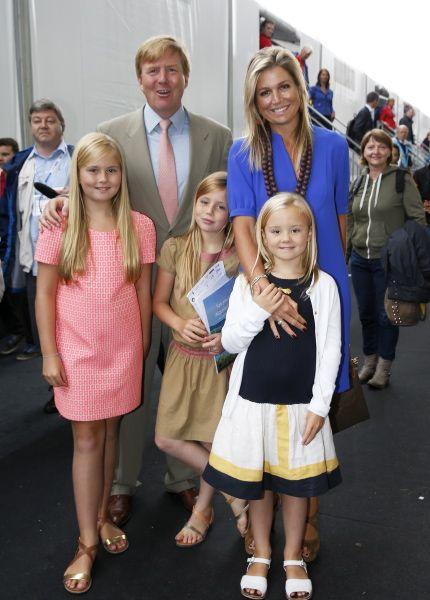 Dutch Royal Family At World Rowing Championships