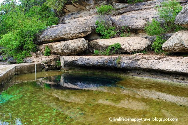 Mysterious - Jacob's Well - Wimberley, Texas - Swimming hole