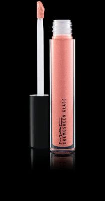 MAC – Cremesheen Glass – Paper Lantern…looks amazing with MAC Japanese Maple Lipstick