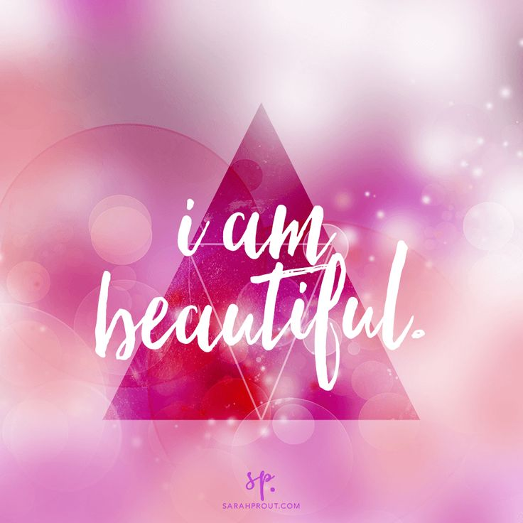 Affirmations | Sarah Prout                                                                                                                                                                                 More