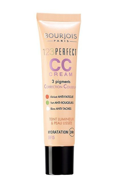 """10 Under-$17 Foundations The Pros Swear By #refinery29 http://www.refinery29.com/best-drugstore-foundations#slide-8 The Expert: Mi-Anne Chan, R29 beauty writerBest For: Combination skin""""I'm a huge fan of the BB-and-CC-cream category when it comes to base makeup. Why? Because these types of products manage to hydrate and conceal while maintaining the integrity of my skin's natural t..."""