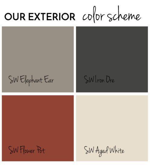 3116 Best Paint Colors Images On Pinterest Exterior