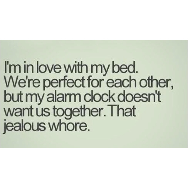 Damn clockBeds, Mornings Personalized, Alarm Clocks, Quotes, Truths, Funny Stuff, So True, Jealous Whore, True Stories