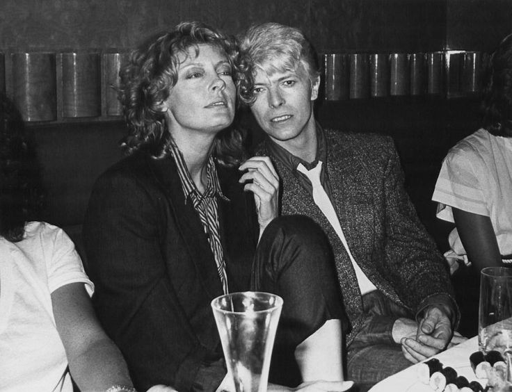 Susan Sarandon opens up about affair with David Bowie
