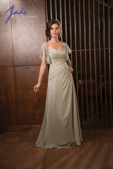 Jasmine Jade Mothers Dresses - Style J165053