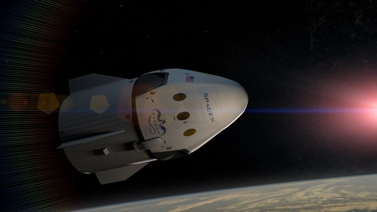 SpaceX Completes First Commercial Crew Transportation Milestone
