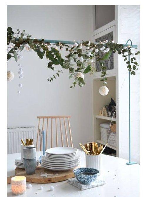 Tafelklem TOON ® in hippe celadon kleur van E|L by DEENS.NL shop je online bij DEENS.NL