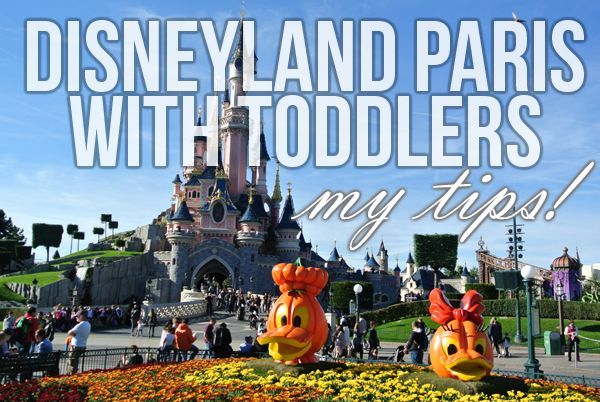 My top tips for taking a toddler to Disneyland Paris for the first time. Lots of tips about pushchairs, dining, entertainment and more!