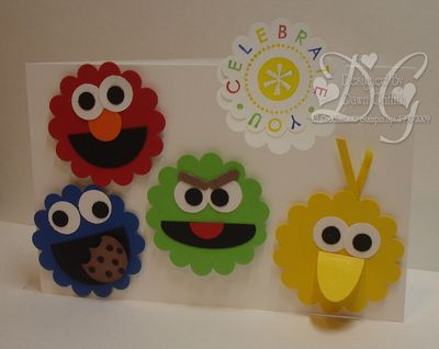 I made these elmo 39 s for my son 39 s bday invitations party for Elmo arts and crafts