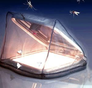 insect screen / deck hatch / for boats