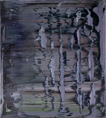 | P | Gerhard Richter, Tableau abstrait, 1995. Catalogue Raisonné: 834-2. http://www.gerhard-richter.com/art/paintings/abstracts/detail.php?paintid=8170
