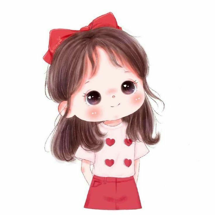 صور بنات يوت In 2021 Cute Girl Illustration Cartoon Girl Images Cute Cartoon Girl
