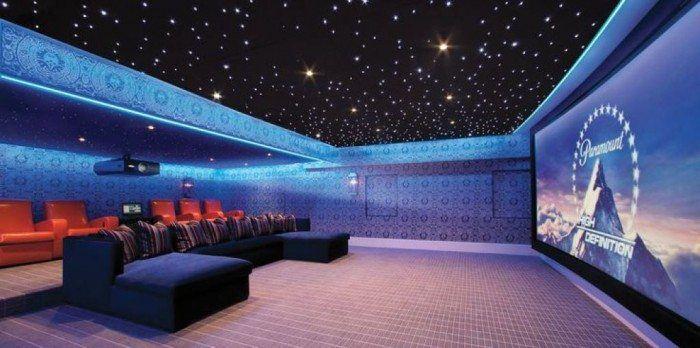 Proper Home Theater Lighting Fixtures Home Theater Lighting
