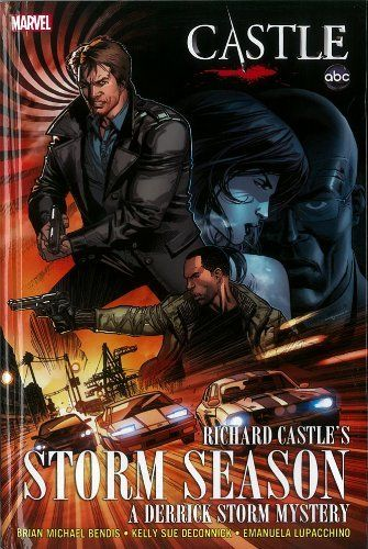 Castle: Richard Castle's Storm Season (Derrick Storm Graphic Novel)