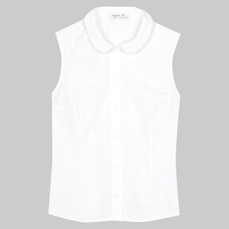 chemise tamaris blanche