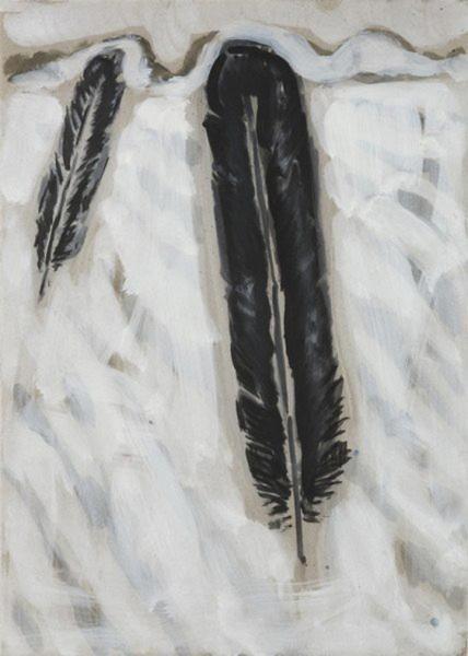 Feather#2 | Maria Serebriakova