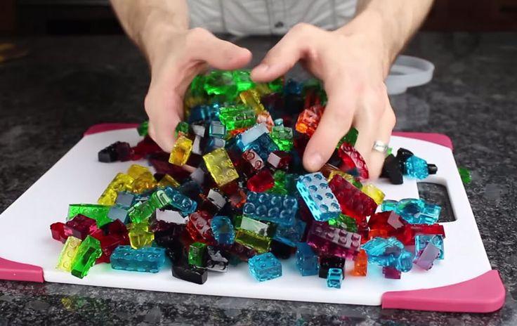 LEGO snoep maken