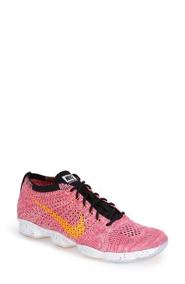 quality design 826be 98751 Nike Flyknit Zoom Agility Training Shoe (Women)   Nordstrom Nike Basketball  Shoes, Nike