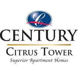 Century Citrus Tower Apartments Clermont Fl