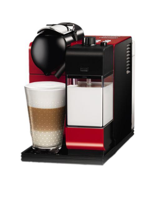 Buy #NespressoCoffeeMachine, DeLonghi Lattissima Plus with #TheCapsuleCo