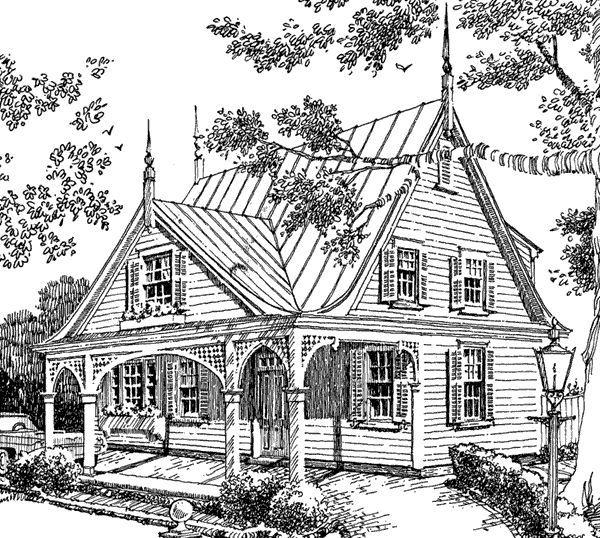 Victorian House Plans Architecture Victorian House Plans Storybook House Plan Southern House Plans