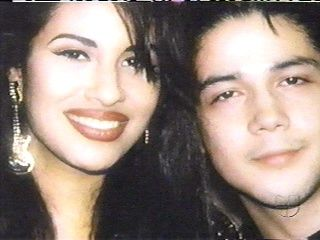 Selena Quintanilla-Perez and Chris Perez true love never dies