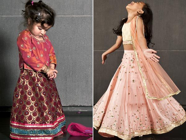 The wedding season has us scrambling for best outfits to wear for different functions. We're busy mixing separates to create new looks and accessories to jazz them up. In all this, why would you make your kids wear boring frocks and pants to these occasions? Payal Bahl, founder of Chiquitita, a kidswear brand, tells us about different fun outfits you can pick for the tiny tots this season.