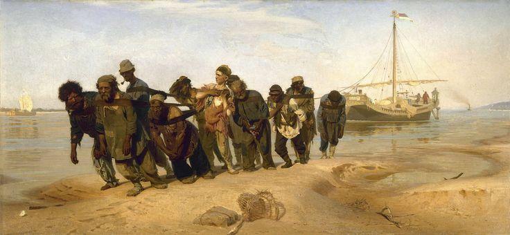 Ilja Repin – ein russischer Maler und der bedeutendste Vertreter der russischen Realisten