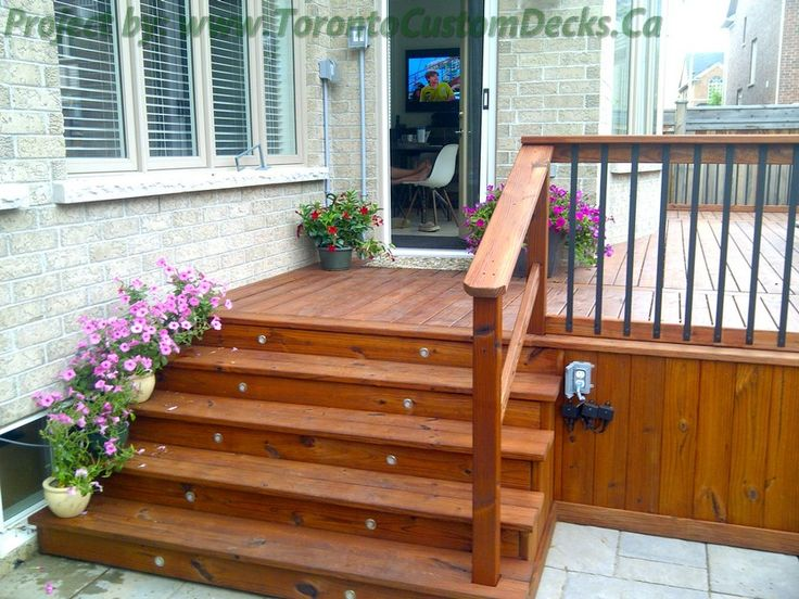 Best 14 Best Deck Images On Pinterest Deck Steps Stairs And 400 x 300
