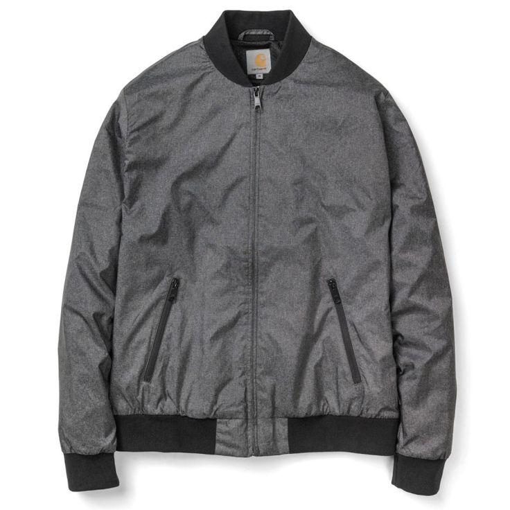 Randal Jacket Black  #chaqueta #cazadora #modahombre #Parafernalia #CarharttWIP