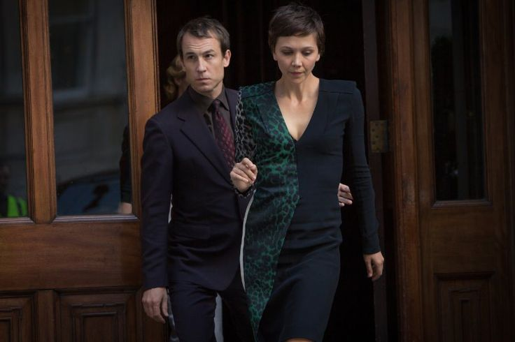 """NEW/OLD pics of Tobias Menzies in """"The Honorable Woman"""" 