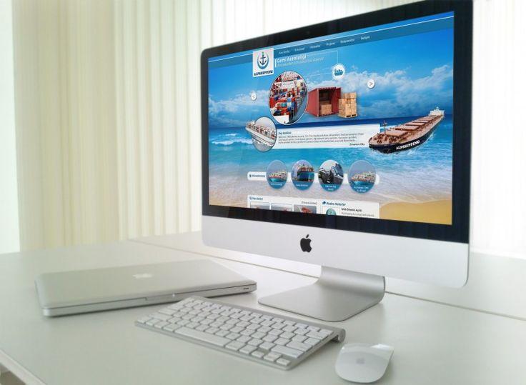 gemi-acenteligi-web-site-tasarim - mockup / kocaeli web tasarım