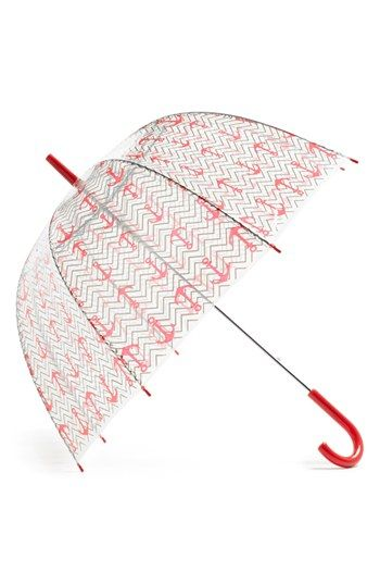 Loving this nautical chevron print umbrella http://rstyle.me/n/hxchhnyg6