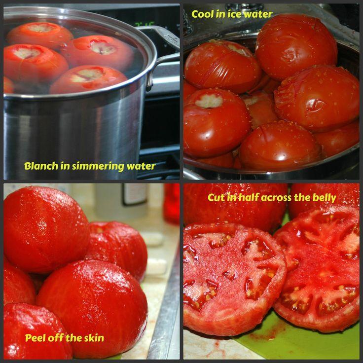 Italian spaghetti sauce with fresh tomatoes...love this one!