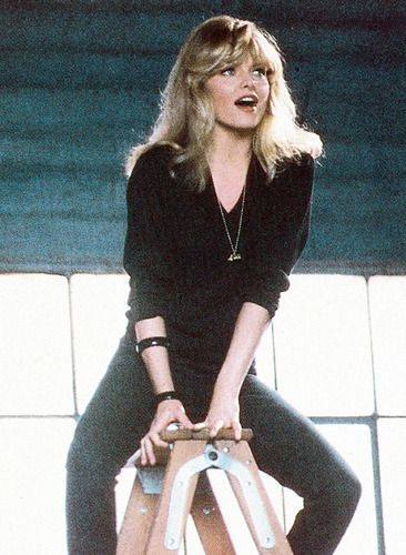 Michelle Pfeiffer, Grease 2