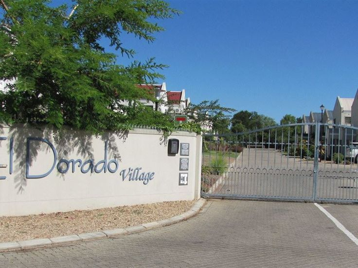 El Dorado 36 Security Village - El Dorado Village is situated in a tranquil part of Oudtshoorn, only a few minutes drive from the sport grounds, restaurants and supermarkets, 10 minutes drive from Ostrich farms and 30 km from the Cango ... #weekendgetaways #oudtshoorn #southafrica