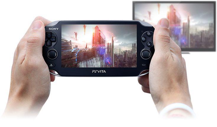 PlayStation®Vita Remote Play