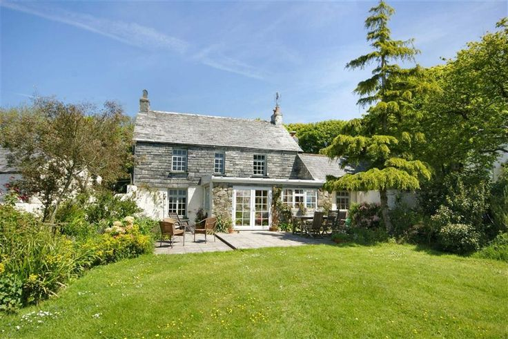 Beautiful Mayrose Farm Near Camelford Cornwall Has Seven Holiday Cottages And A Campsite