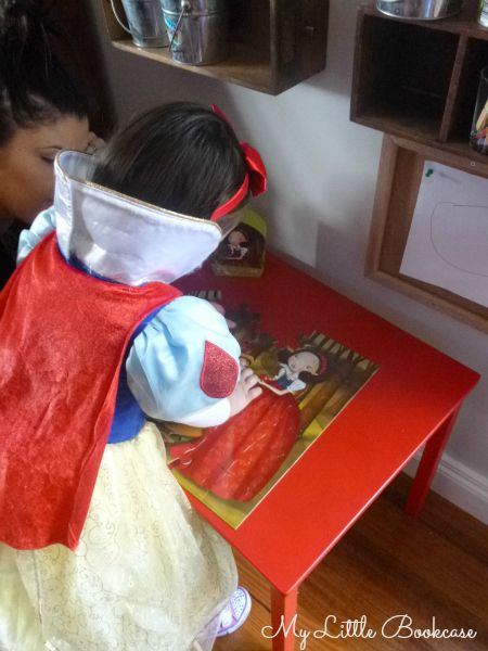 Games and activities for Snow White Party