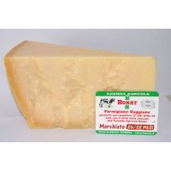 Bonat Parmigiano Reggiano Cheese aged 26/28 months