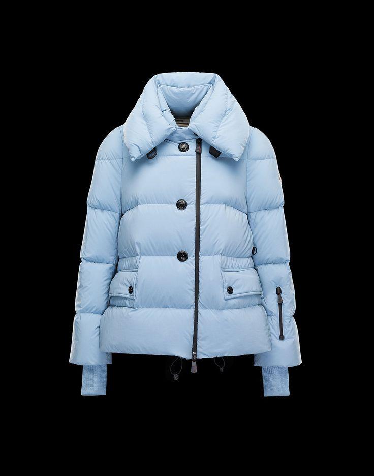 Moncler Short Jacket RUMIER Women Fall Winter 2015/16