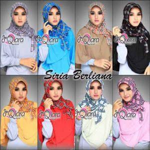 Siria Berliana | SMS/WA: +62-812-80-700-200 | BBM : 2b137810 | www.JilbabOnlineDepok.com | IG: JilbabOnlineDepok | FP: JilbabOnlineDepok | Order/pertanyaan langsung ke sms/wa/bbm ya. | #jilbab #hijab #grosirjilbab #supplierjilbab #tanganpertama #produsenjilbab #konveksijilbab #jilbabmurah #hijabmurah