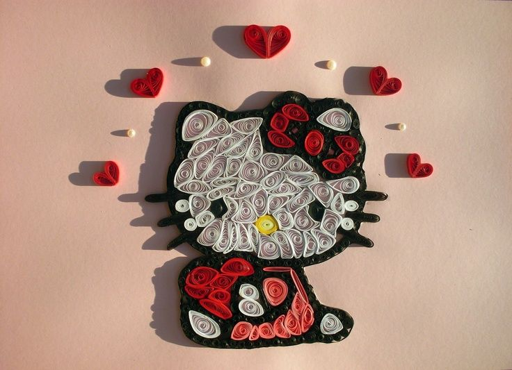 40 best quilling disney images on pinterest quilling for Paper quilling work