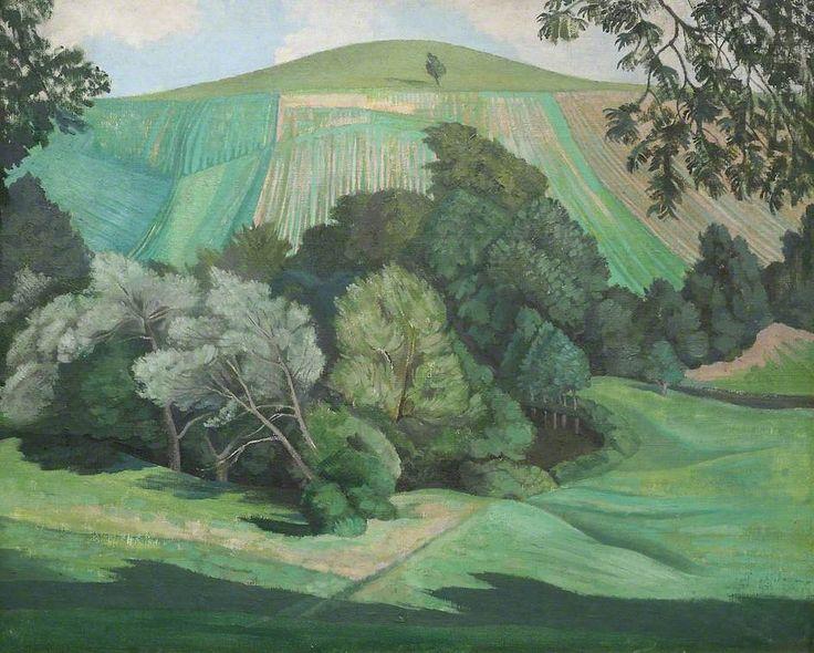 Dorset Landscape John Northcote Nash (1893–1977) Tullie House Museum and Art Gallery