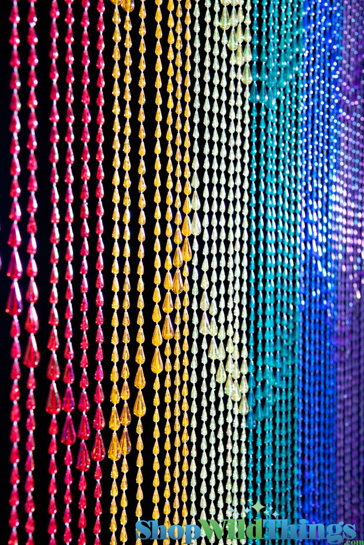 1000 Images About Beaded Door Curtain On Pinterest