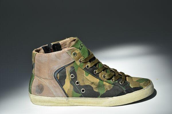 #Crime #Fashion - #Shoes #sneakers #camouflage #mimetic #metallic  #ss13 #newarrivals #musthave  #crimeshoes #crimefashion  www.crime-fashion.com