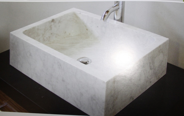 Bianco Carrera from our Stone Series.