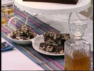 Barritas de Chocolate y Macadamias