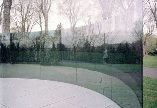 Dan Graham: Two-way Mirror / Hedge Projects - Edition Jacob Samuel